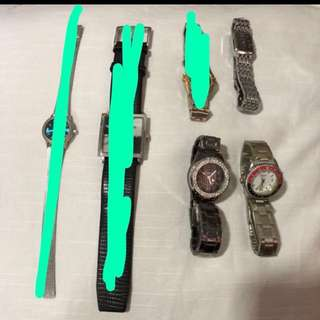 NEW/USED Watches Priced to Go
