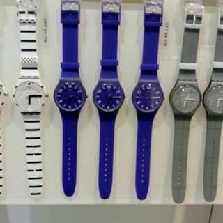 Swatch Jepang maks trf 24 maret