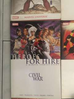 Civil War Heroes for Hire