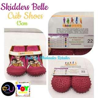 Skidders Belle Crib Shoes