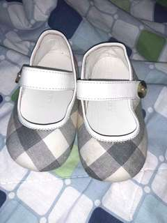 Authentic Burberry Shoes for Baby Girl