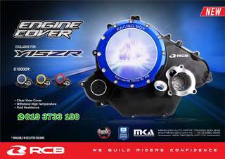 Y15ZR RCB ENGINE COVER