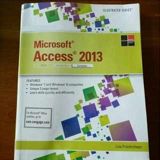 Microsoft Access 2013 (Complete)