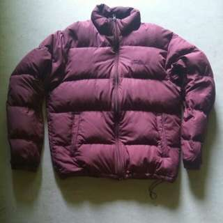 Jaket Bulu Angsa Firstdown