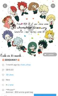 @chars_shop giveaway!
