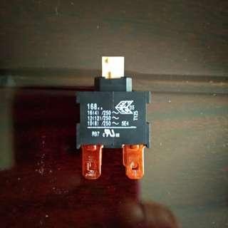 ENEC T125 5E4 pin SWITCH