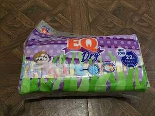 EQ Newborn Diapers
