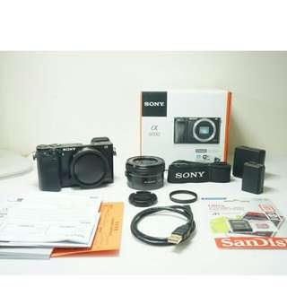 Sony a6000 (Body +Lens)