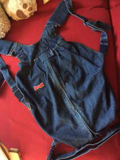 Snugli baby denim baby carrier in 👍 condition