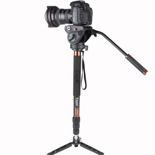 Cayer Fluid Head Monopod (Promo)
