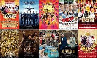 HK tvb movie series