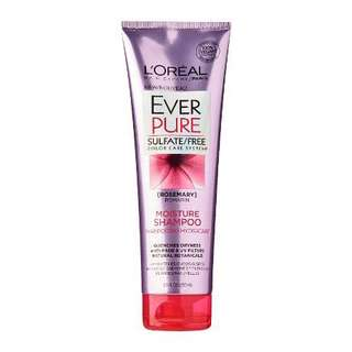Loreal Paris EverPure Moisture Sampoo