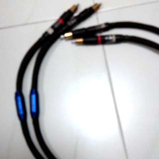 Blues Higher Quality  Audio  cable.