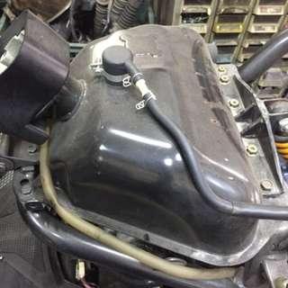 🚚 BWS125-油箱-噴射幫補