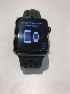 Apple Watch Sevies 3 42mm Nike 版 連充電線 SH009845