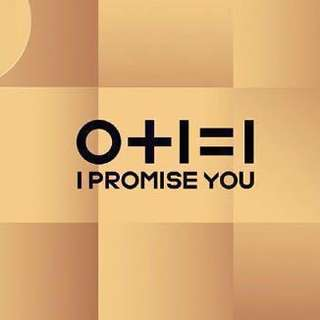 [NON PROFIT PO] Wanna One-I Promise You