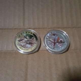 Canada Bird Coin