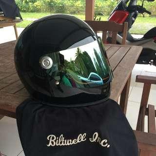 Helmet Biltwell Gringo S Black