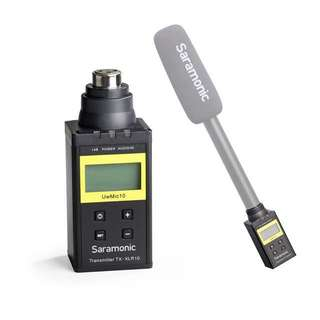 Limited offer Saramonic TX-XLR9 Plug-On XLR Transmitter for UwMic9 UHF Wireless Mic System