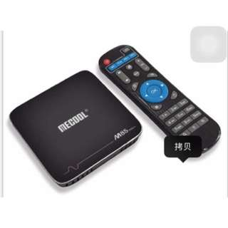 Iptv Box On Worldwide Television