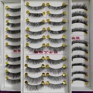 NATURAL Taiwan Handmade Eyelashes