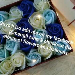 Gift roses