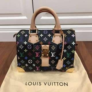 Louis Vuitton Multicolour Speedy