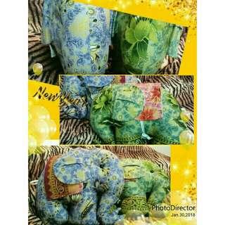 🚚 大象娃娃 (加贈防塵套 黑)