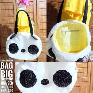 Panda Side Bag