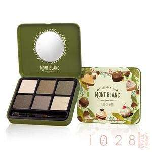 1028 Visual Therapy - Mont Blanc Palette