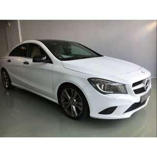 Mercedes-Benz CLA180 Auto