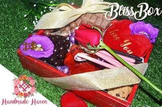 Chocolates (Ferrero Roses with Wine)