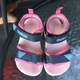 Oskosh Shoes Preloved