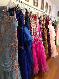 Gowns/ dresses