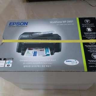 Epson workForce Wf-2651