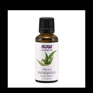 Now Food Eucalyptus Essential Oil - 30 ml