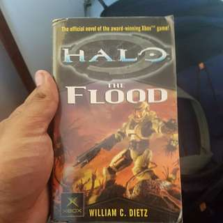 HALO; THE FLOOD