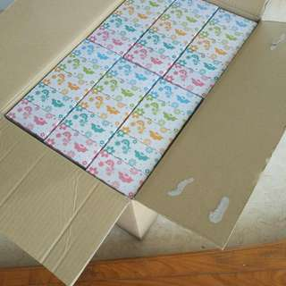 Japanese imported paper napkins 60 boxes