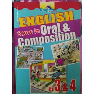 English Composition & Oral guidebook - Primary 3 & 4