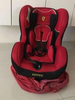 Baby Car Seat (FERRARI)