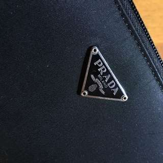Authentic Tessuto Prada Wallet Long