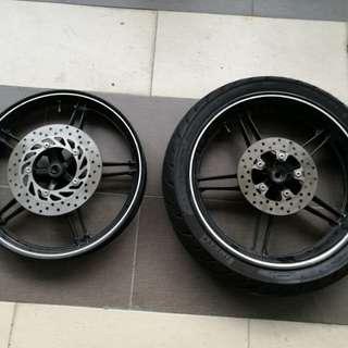 Sportrim Y15ZR Ori Motor