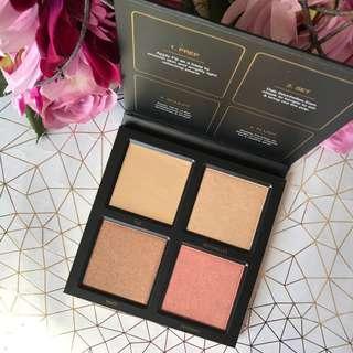 💄❤️ Huda Beauty 3D Highlighter Golden Sands Edition