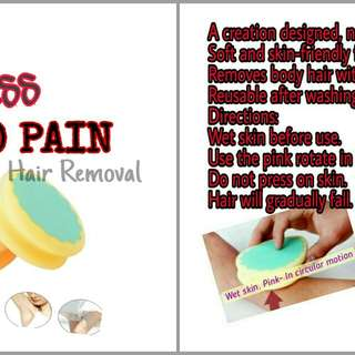 (po)Painless Hair Remover