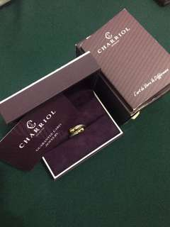 Authentic Charriol ring