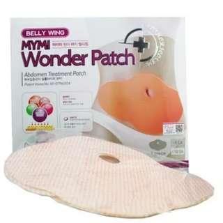 MYMI Wonder Patch - Tummy Slimming