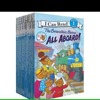 Berenstain Bears I can read