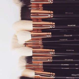 SALE❗️Instock Morphe Rose Gold Brushes