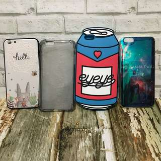 SOFTCASE CASE IPHONE 6Plus/ 6+ / 6S Plus
