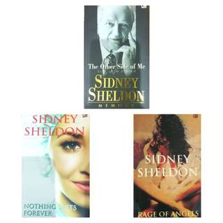 Bundle Sidney Sheldon